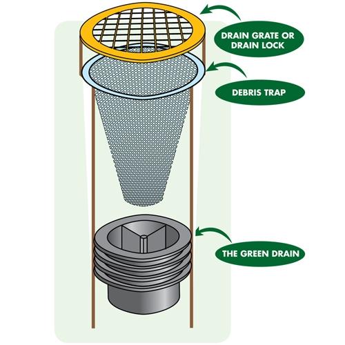 green drain diagram