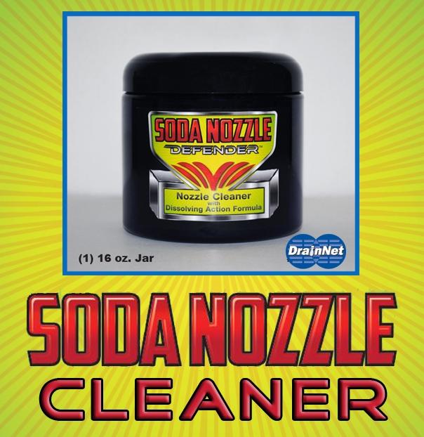 soda machine nozzles