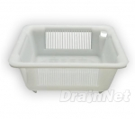 Floor Sink Basket Strainer for Restaurants and  Commercial Kitchens