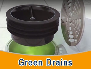 Inline-floor-drain-trap-sealer
