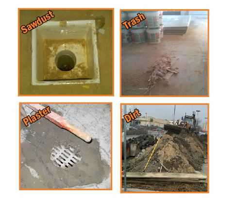 Construction Drain Problems - Solve them with Drain-Net