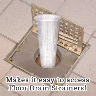 jr smith drain grate replacement with strainer