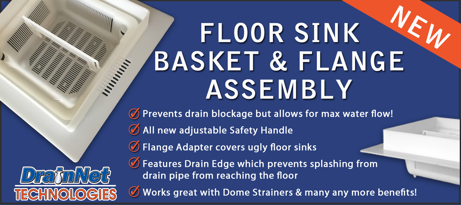 floor sink basket and flange assembly email blast banner2