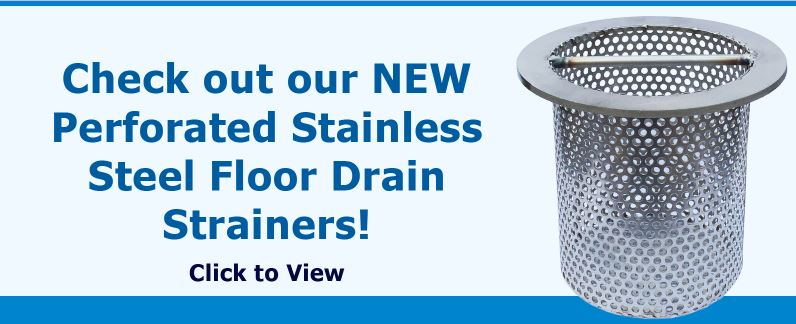 Mesh Stainless Steel Floor Drain Strainer Commercial