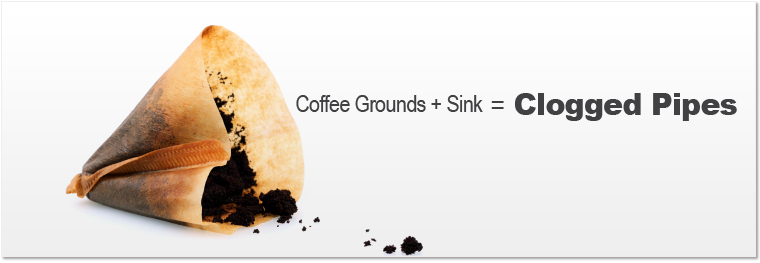 Microceptor Under Sink Coffee Grounds Interceptor