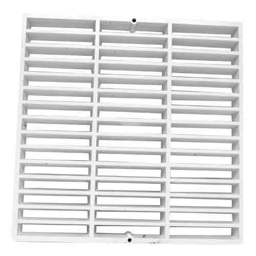 Floor sink replacement grate 12 x 12 inch full grate for 12 inch floor drain cover