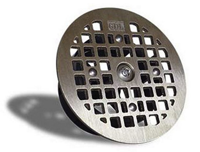 Guardian Floor Drain Lock Round Replacement Drain Cover