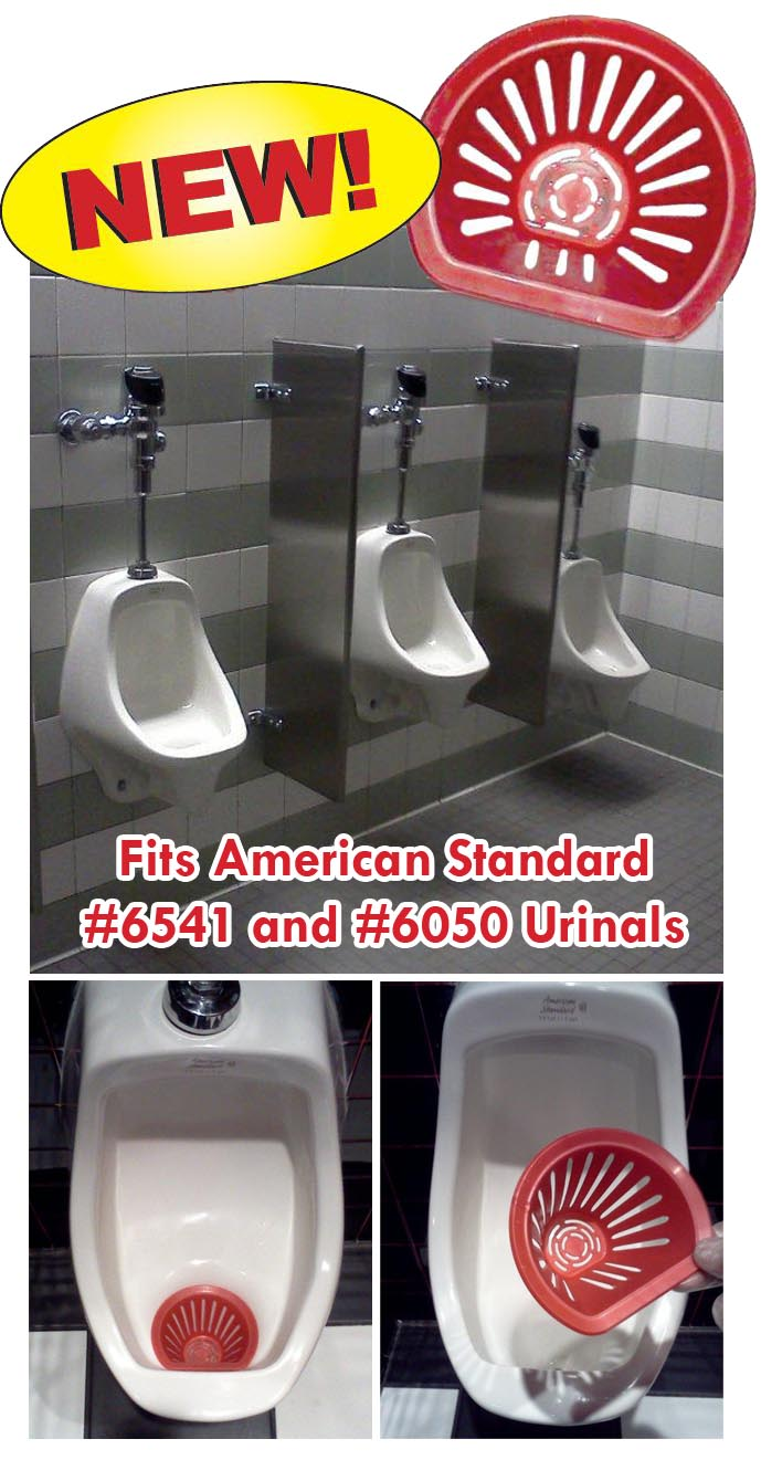 Urinal Basket for American Standard 6541 & 6050 Red Screen