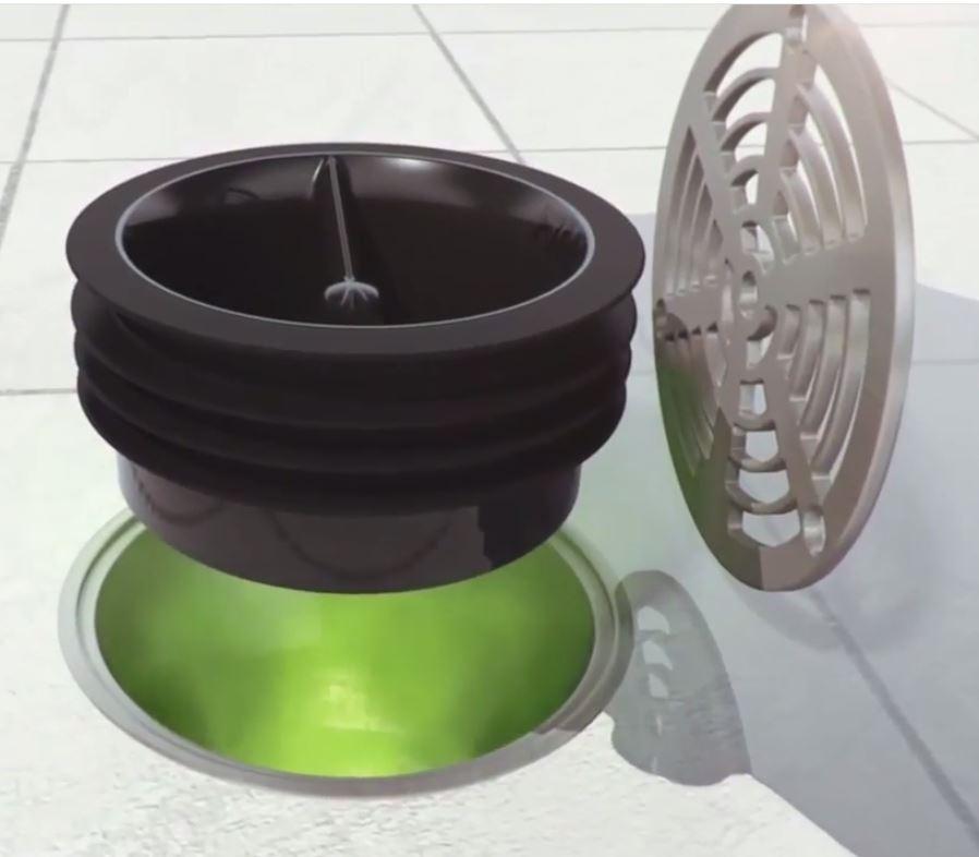 Green drain quot net liquid breakers odor blockers