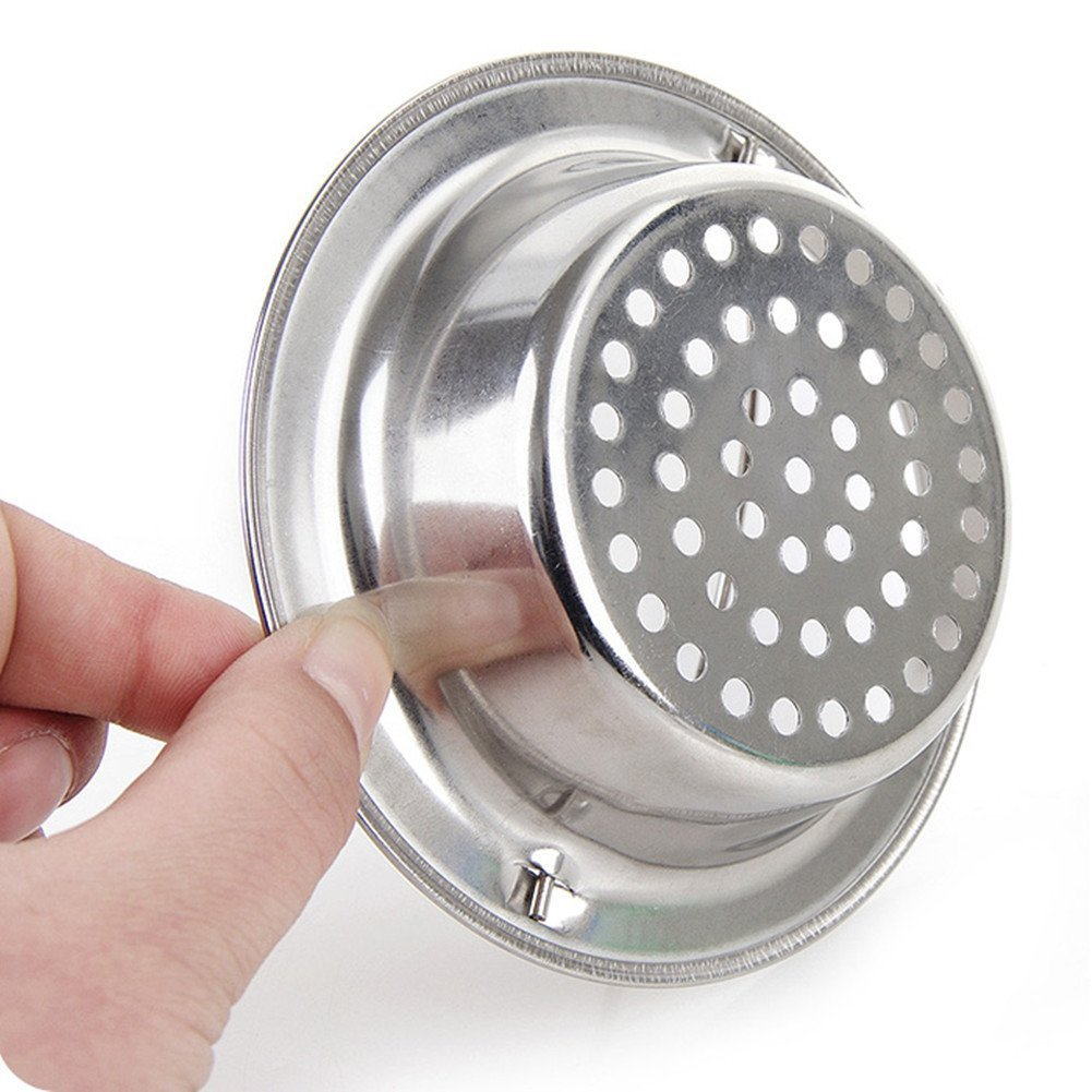 Kitchen Sink Strainer With Handle (for The Home)