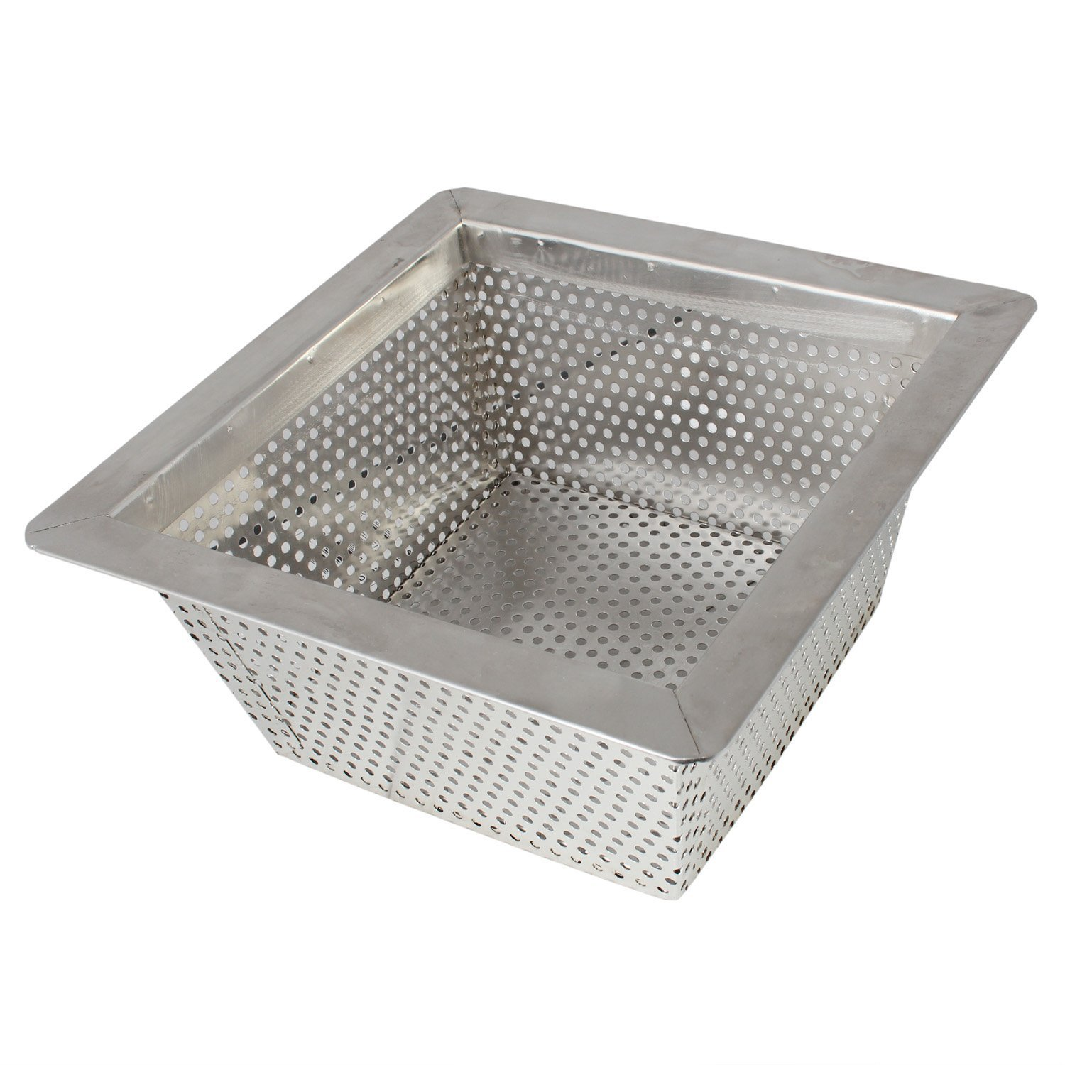 10 Inch Stainless Steel Floor Sink Basket For Restaurants