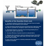 Drain Lock benefits