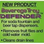 Beverage Tray Defender - Benefits