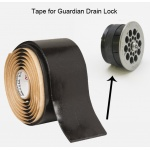 replacement bands for guardian drain lock